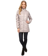 Lole Gisele Jacket Warm Grey Women's Coat Multi