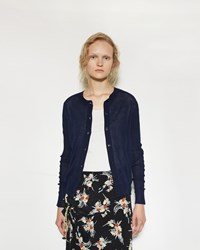Marni Simple Cardigan Eclipse