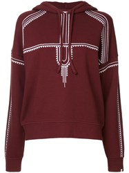 The Upside Embroidered Hoodie