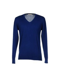 Primo Emporio Sweaters Dark Blue