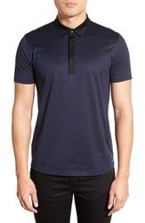 Hugo Men's Boss Regular Fit Polo Shirt