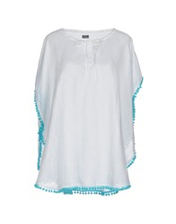 Mc2 Saint Barth Blouses White