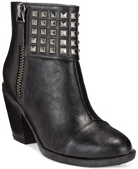 Rialto Mae Studded Casual Booties Women's Shoes