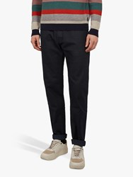 Ted Baker Marsee Straight Fit Jeans Navy Blue