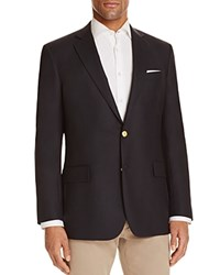 Brooks Brothers Wool Classic Fit Blazer Navy
