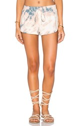 Gypsy 05 Drawstring Lounge Short Beige