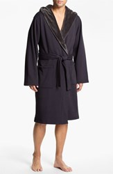 Men's Ugg Australia 'Brunswick' Robe Charcoal
