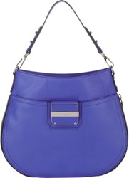 Milly Colby Hobo Bag Blue