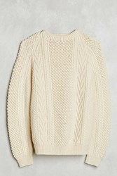 Urban Renewal Vintage Irish Fisherman Sweater Assorted