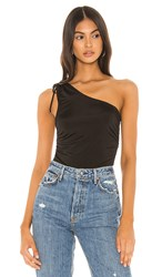 Free People One Up Cami In Black.