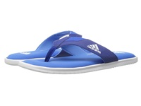 Adidas Viveup Thong Ff Bright Royal White Lucky Blue Men's Slide Shoes