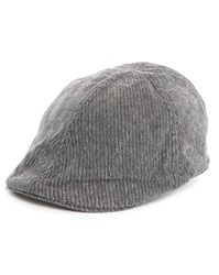 Denim And Supply Ralph Lauren Grey Fine Striped Driver Cap
