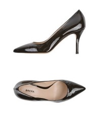 Brera Pumps Deep Purple