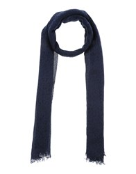 Stefanel Accessories Stoles Women Dark Blue