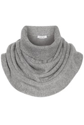 Helmut Lang Cashmere And Mohair Blend Snood