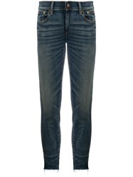 Polo Ralph Lauren Cropped Skinny Jeans 60