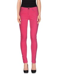 Superdry Trousers Casual Trousers Women Fuchsia
