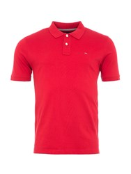 Eden Park Polo Basic Stretch Red