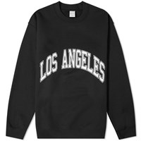 Noon Goons All City Los Angeles Crew Sweat Black