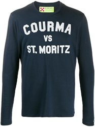 Mc2 Saint Barth Courma Print Long Sleeved T Shirt 60