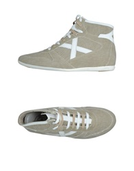 Munich High Top Sneakers
