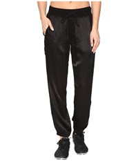 Hard Tail Classic Racer Pants Black Women's Casual Pants