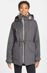 Women's Burton 'Prowess' Fleece Lined Waterproof Jacket