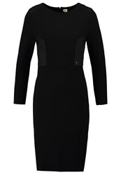 Khujo Orega Jersey Dress Black