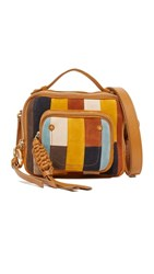 See By Chloe Pattie Patchwork Camera Bag Passito
