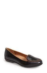 Dansko 'Nastacia' Leather Flat Women Black