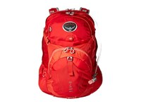 Osprey Mira Ag 34 Cherry Red Backpack Bags