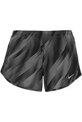 Nike Tempo Printed Shell Shorts Black