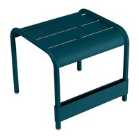 Fermob Luxembourg Side Table Acapulco Blue