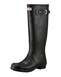 Original Tall Rain Boot Hunter Boot Black