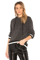 Pam And Gela Hollywood Hoodie Charcoal