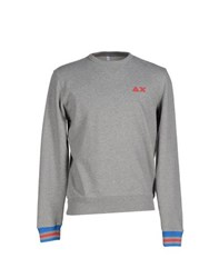 Sun 68 Topwear Sweatshirts Men