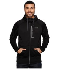 The North Face Mack Mays Full Zip Hoodie Tnf Black Tnf Black 1 Men's Sweatshirt