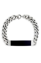 A.P.C. Men's Poole Chain Link Bracelet