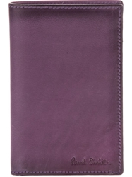 Paul Smith Card Holder Pink And Purple