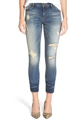 Women's Kut From The Kloth 'Reese' Distressed Ankle Jeans Favorite