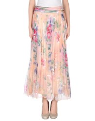 Renato Nucci Long Skirts Light Pink