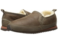 Acorn Sheepskin Sport Romeo Timber Crackle Men's Shoes Tan