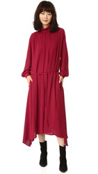 Golden Goose Gabi Dress Red