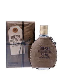 Diesel Fuel For Life Eau De Toilette 1.7 Oz.