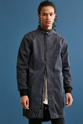 Publish Fynix Cadet Collar Coat Navy