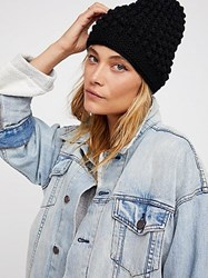 Nirvanna Designs Inc. Bobble Slouch Beanie By At Free People