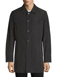 Sanyo Montauk Trench Coat Black