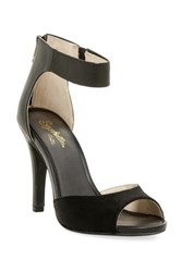Seychelles Good Fortune Ankle Strap Pump Black
