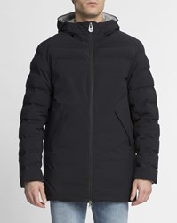 Colmar Matte Black Thermal Padded Parka