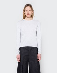 Maison Martin Margiela Elbow Patch Sweater Grey